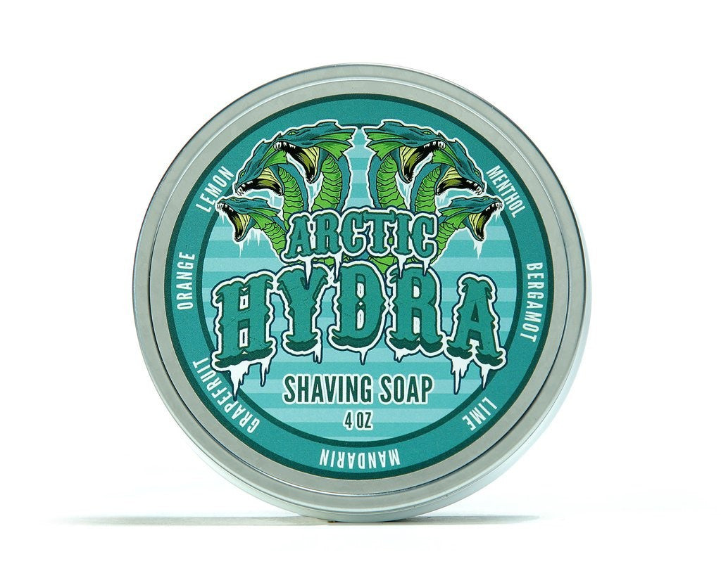 Dr. Jon's Arctic Hydra Shave Soap
