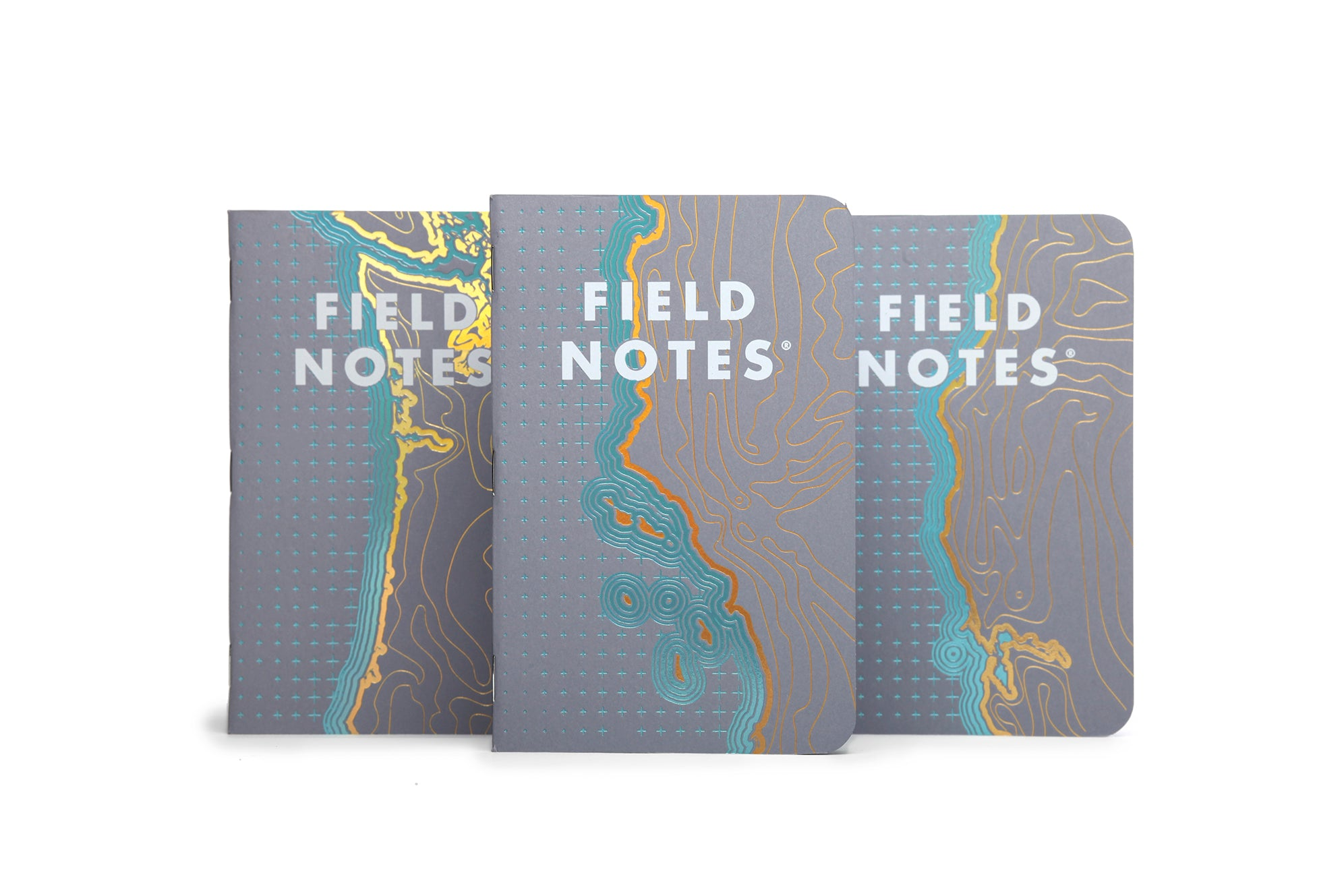 "Field Notes - Spring 2018 Limited Ed. ""Coastal"""