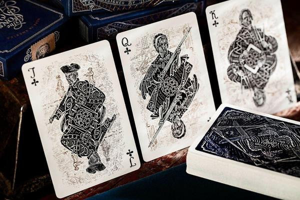 Son's of Liberty Playing Cards