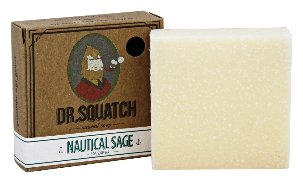 Dr. Squatch Nautical Sage