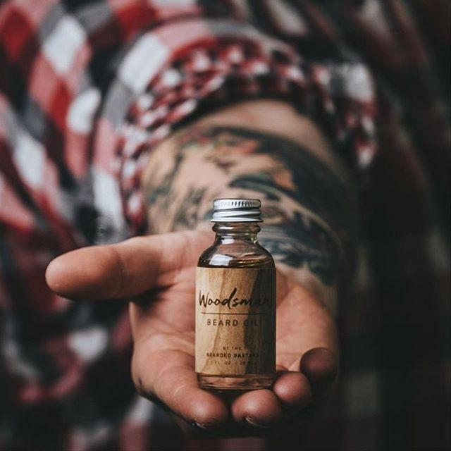 Woodsmand Beard Oil