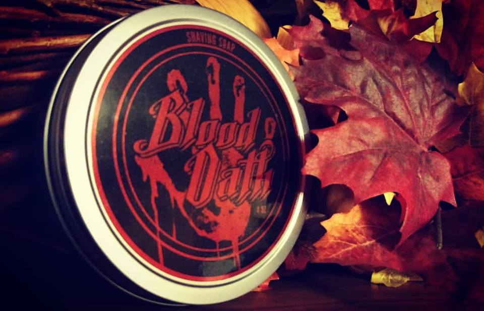 Dr. Jon's Blood Oath Shaving Soap