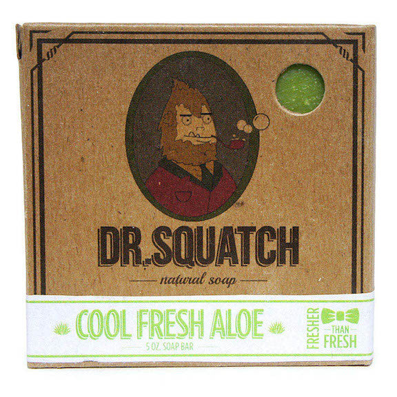 Dr. Squatch Cool Fresh Aloe