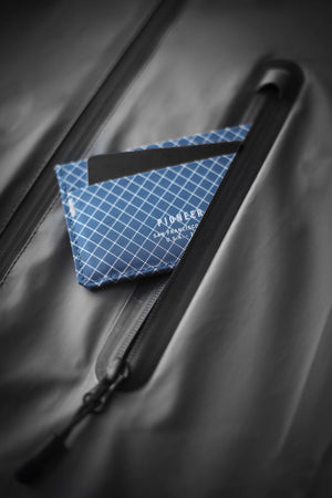 Molecule Card Wallet - Minimalist Design