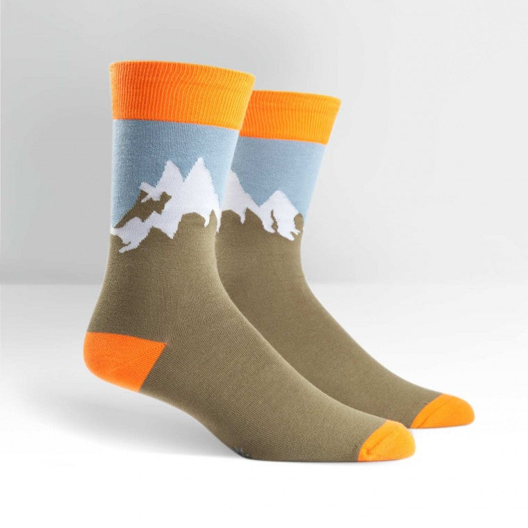 Summit Socks by Sock It To Me