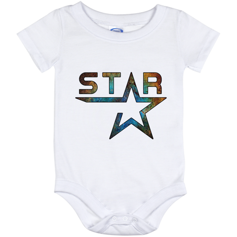 Baby Galaxy Star Onesie 12 Month