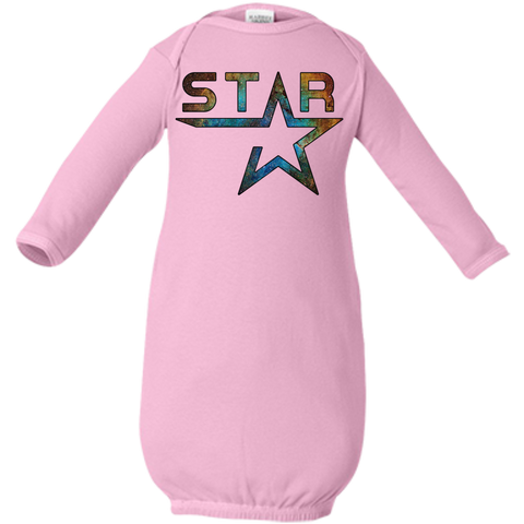 4406 Galaxy Star Rabbit Skins Infant Layette