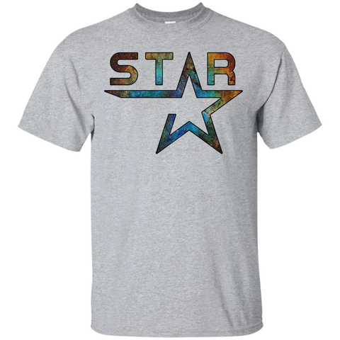 Men T-Shirts Galaxy Star