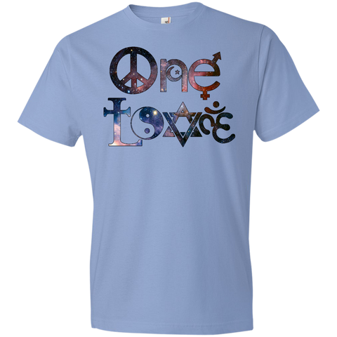 Boys T-Shirts One Love Stars