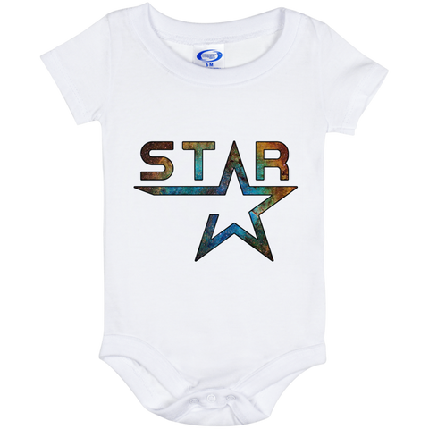 Baby Galaxy Star Onesie 6 Month