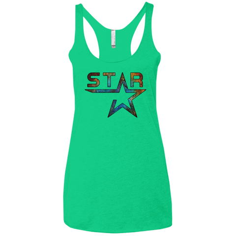 NL6733 Next Level Ladies' Triblend Racerback Tank