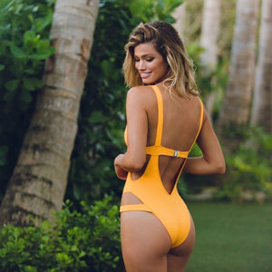 Joulie Swimsuit/Solids - Soaked Swimwear