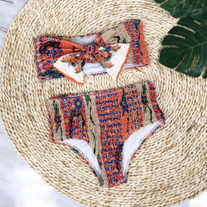 Bea Bikini Set - Soaked Swimwear