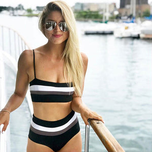 Ripples Bikini Set