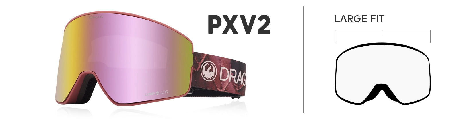 Dragon PXV2 Goggles