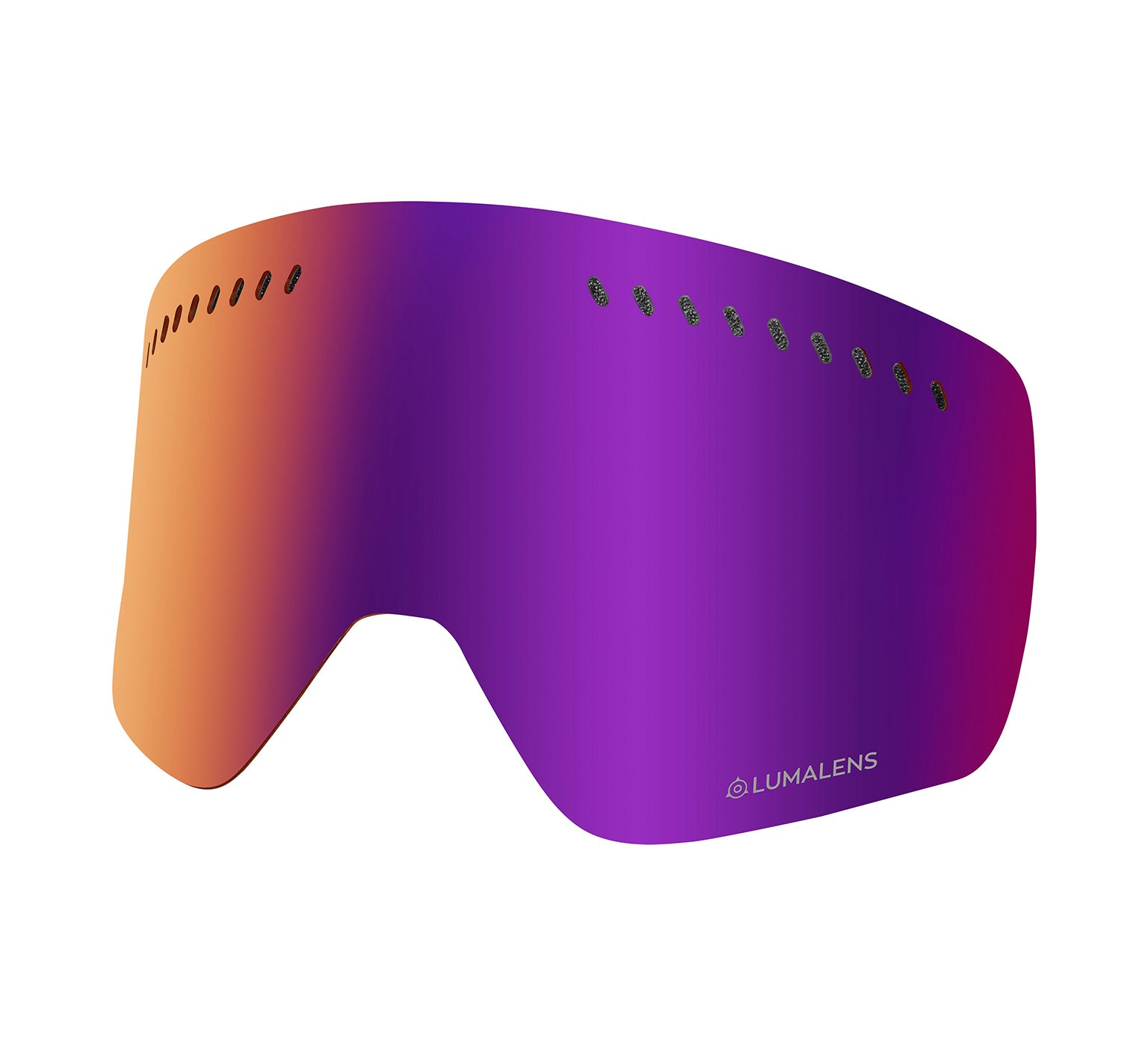 NFXs Replacement Lens ; Lumalens Purple Ionized