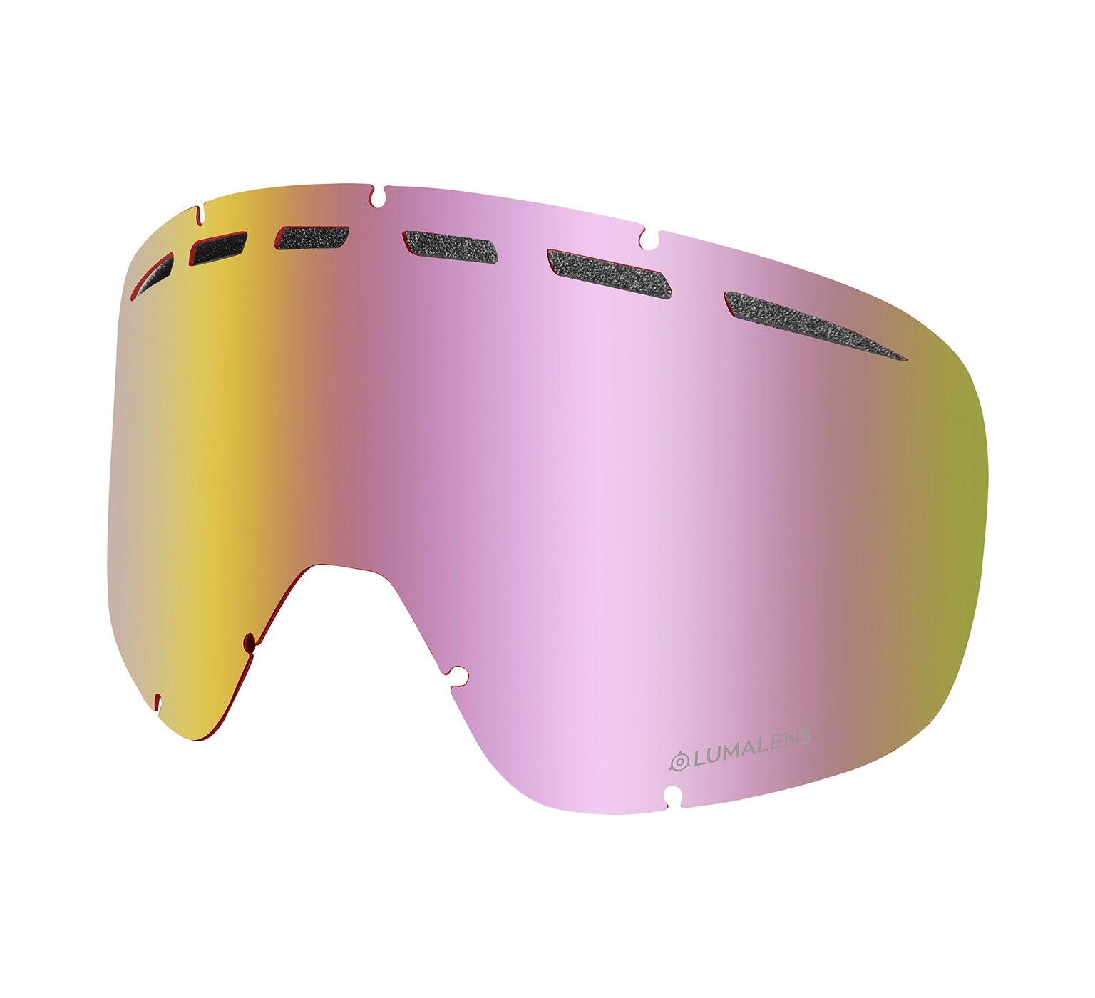 D1 OTG Replacement Lens ; Lumalens Pink Ionized
