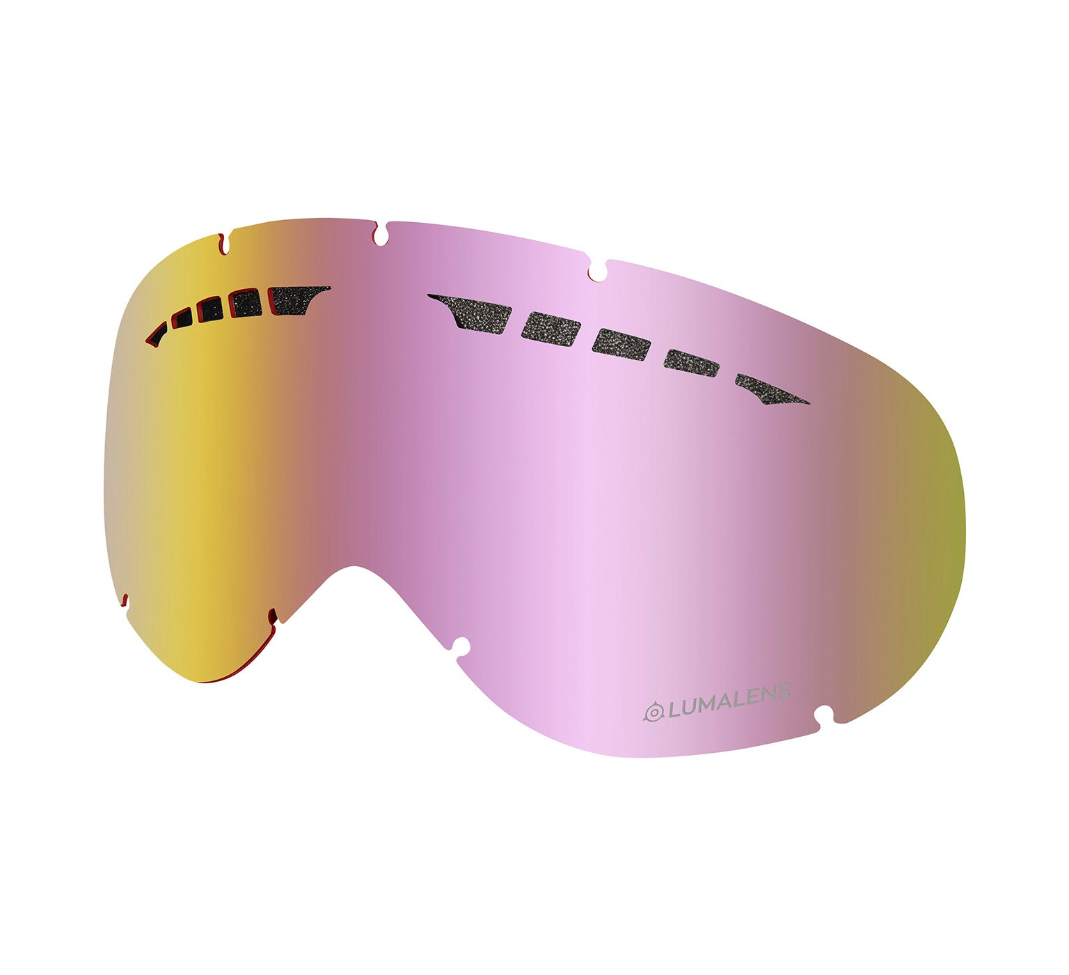 DX Replacement Lens ; Lumalens Pink Ionized