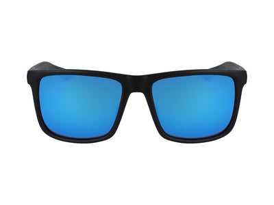 MERIDIEN - Matte Black H2O ; with Polarized Lumalens Blue Ionized Lens
