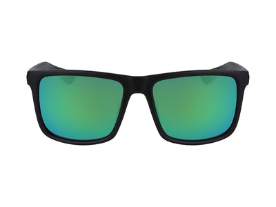 MERIDIEN - Matte Black H2O with Polarized Lumalens Green Ionized Lens