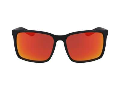 MONTAGE - Matte Black ; with Orange Ionized Lens