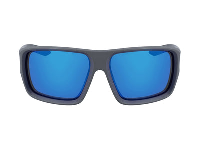 FREED - Matte Grey H2O with Polarized Lumalens Blue Ionized Lens