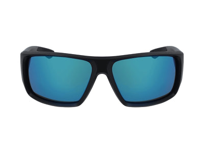 EQUINOX X - Matte Black H2O ; with Lumalens Deep Green Ionized Lens