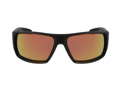 EQUINOX X - Matte Black H2O ; with Lumalens Orange Ionized Lens