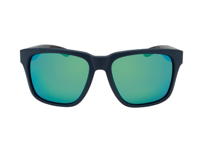 MARINER X - Matte Navy H2O with Lumalens Deep Green Ionized Lens