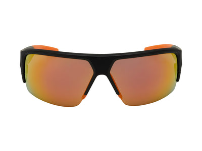 RIDGE X - Matte Black ; with Lumalens Orange Ionized & Lumalens Brown Lens