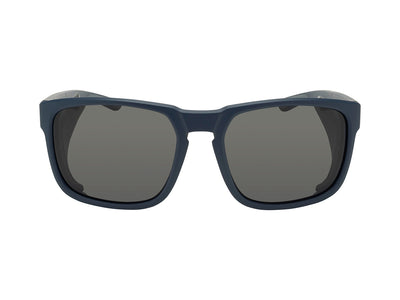 LATITUDE X - Matte Navy ; with Lumalens Smoke Lens