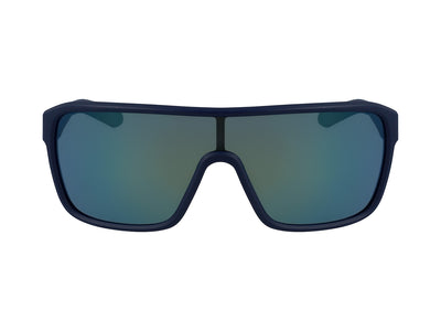 AMP - Matte Navy ; with Lumalens Smoke Petrol Ionized Lens