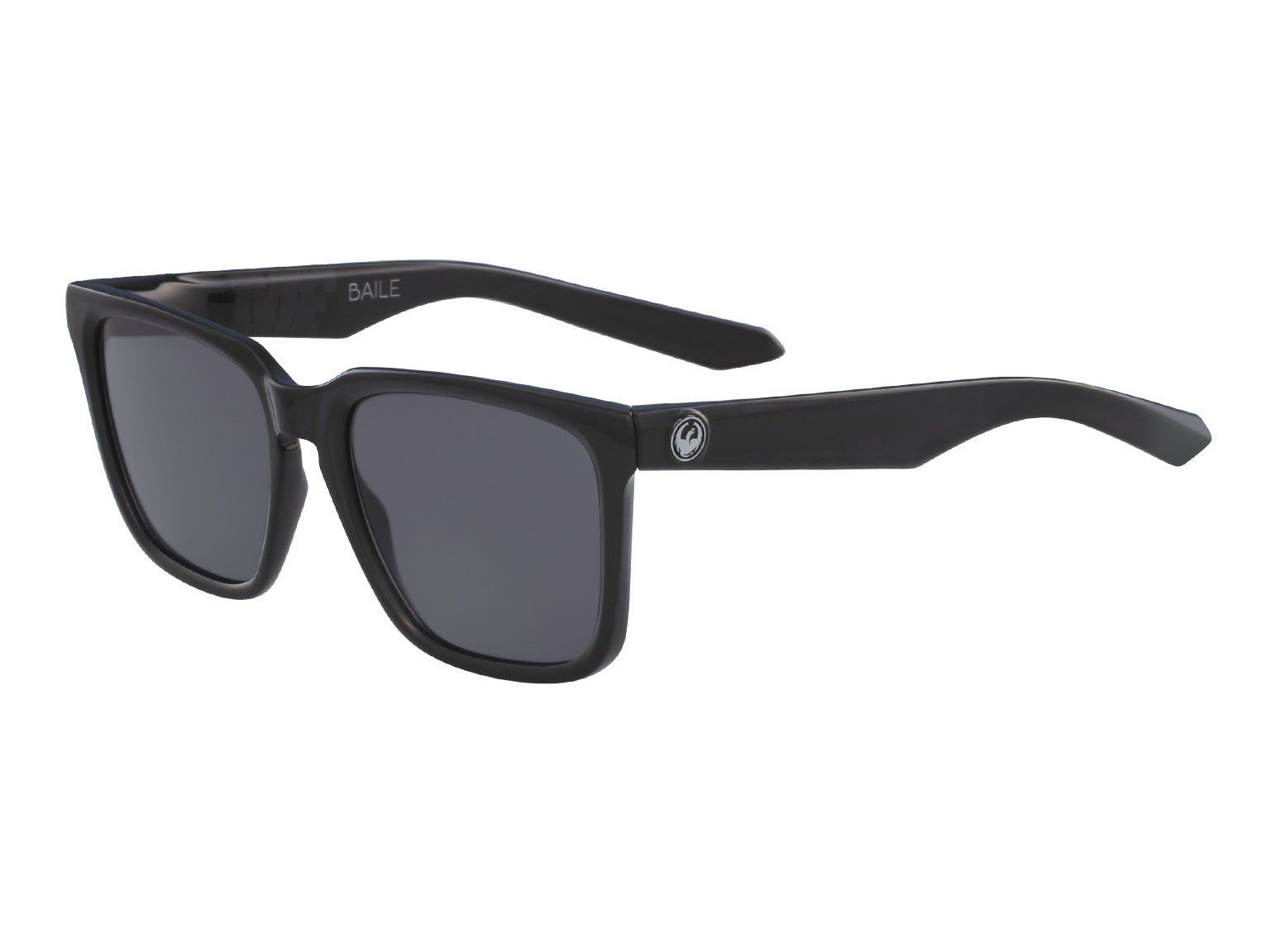 BAILE - Jet Black with Lumalens Smoke Lens