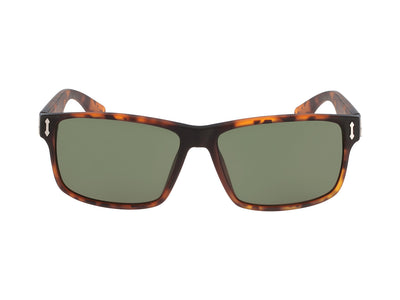 COUNT - Matte Tortoise ; with Lumalens G15 Green Lens