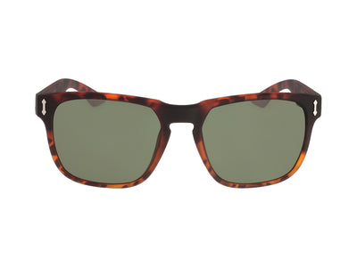 MONARCH - Matte Tortoise with Lumalens G15 Green Lens