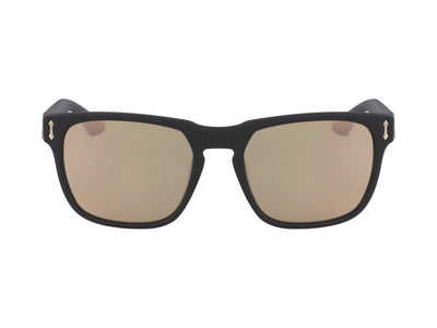 MONARCH - Matte Black with Lumalens Rose Gold Lens