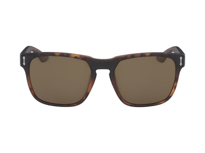 MONARCH - Matte Tortoise with Polarized Lumalens Brown Lens