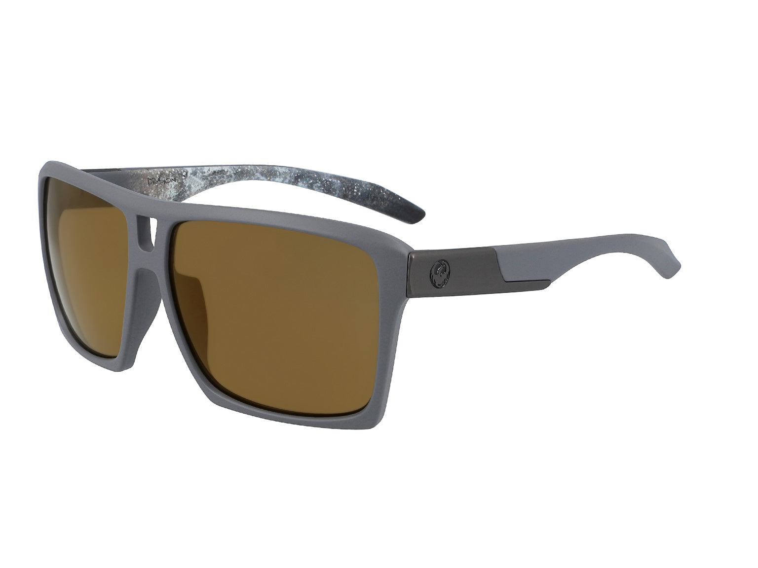 THE VERSE - Matte Grey/Galaxy ; with Lumalens Copper Ionized Lens