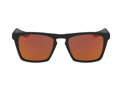 DRAC - Matte Black with Lumalens Orange Ionized Lens