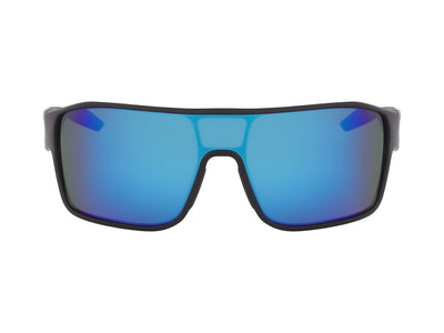 TOLM - Matte Black ; with Lumalens Blue Ionized Lens