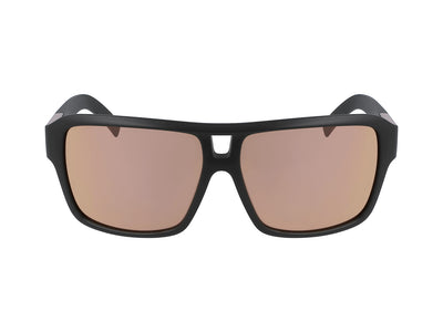 THE JAM - Matte Black ; with Lumalens Rose Gold Ionized Lens