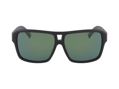 THE JAM - Matte Black H2O ; with Polarized Lumalens Petrol Lens