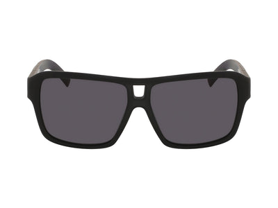 THE JAM - Matte Black H2O with Polarized Lumalens Smoke Lens