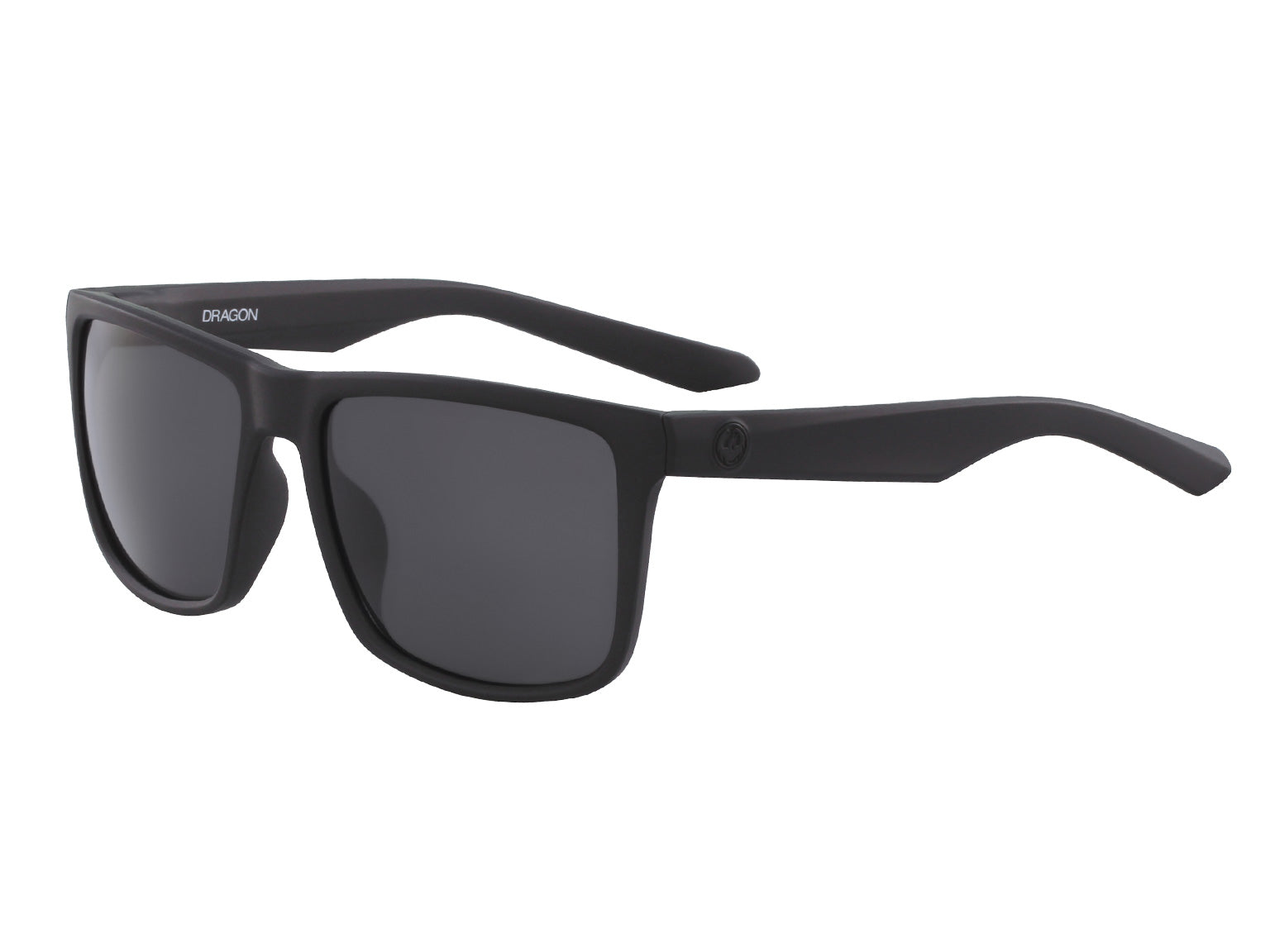 MERIDIEN - Matte Black ; with Lumalens Smoke Lens