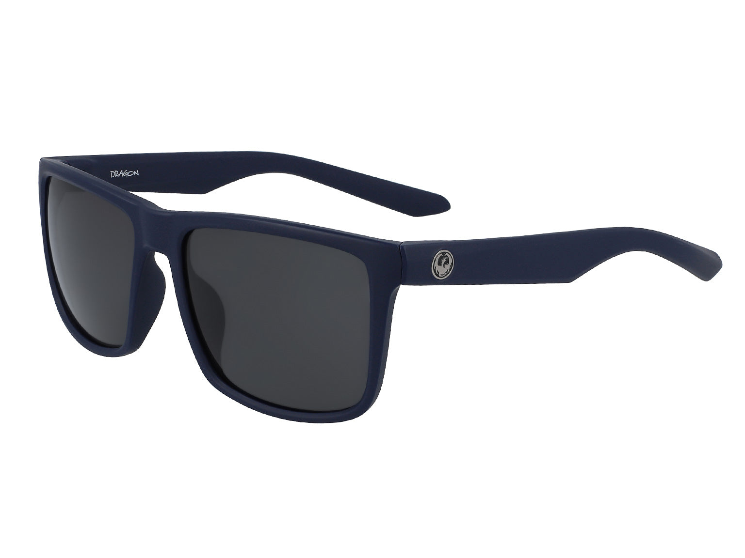 MERIDIEN - Matte Navy with Lumalens Smoke Lens