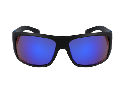 VANTAGE - Matte Black H2O ; with Polarized Lumalens Blue Ionized Lens
