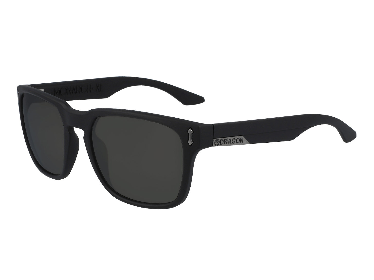 MONARCH XL - Black with Lumalens Smoke Lens
