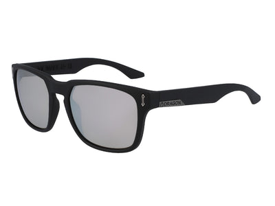 MONARCH XL - Matte Black with Lumalens Silver Ionized Lens