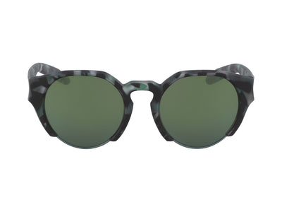 COMPASS - Matte Olive Tortoise ; with Lumalens Petrol Ionized Lens
