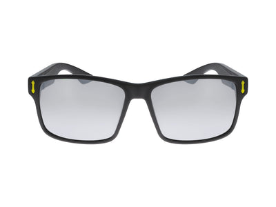 COUNT - Matte Grey H2O ; with Polarized Lumalens Smoke Lens